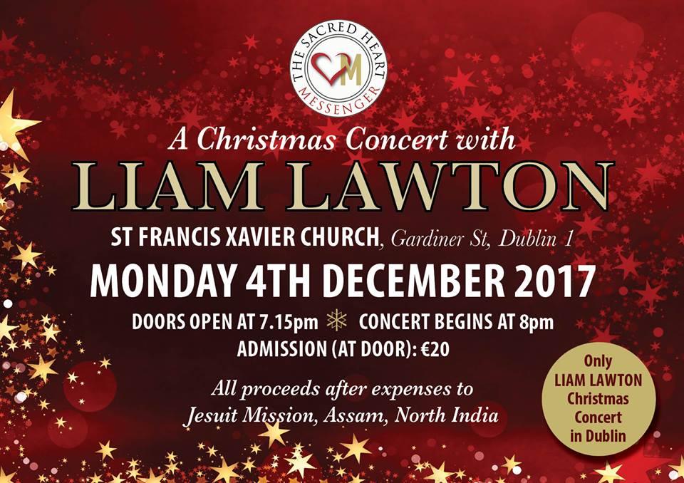 Liam Lawton Christmas Concert