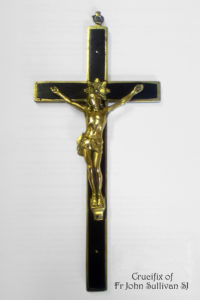 Crucifix of Fr John Sullivan