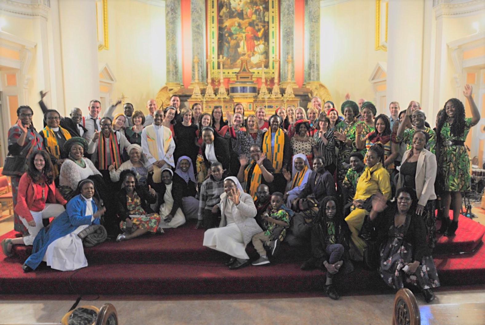 Africa Day Mass 2019