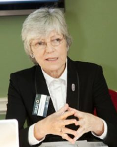 Dr Patricia Rickard Clarke