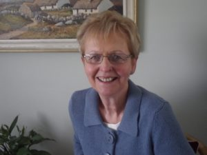 Rev Dr Ruth Patterson
