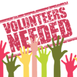 Volunteers Needed Illustration